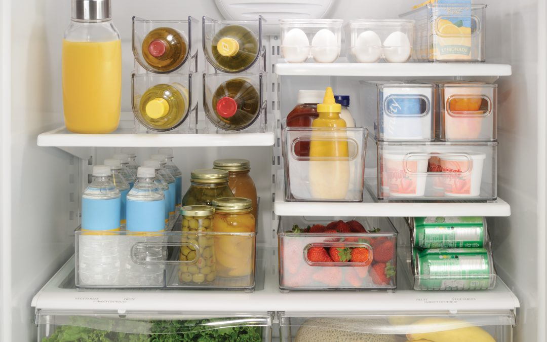 Jak udržet pořádek v ledničce