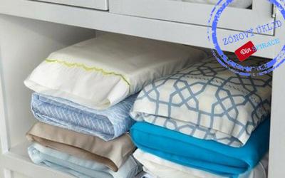 Ukládání ložního prádla